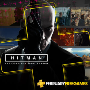 PlayStation Plus Hitman The Complete First Season