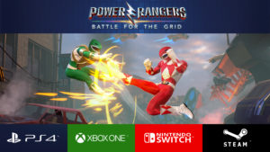 Power Rangers Battle for the Grid Promo Image 2