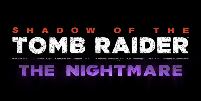 Shadow of the Tomb Raider The Nightmare Logo