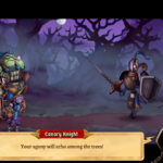 SteamWorld Quest Hand of Gilgamech Screen 4