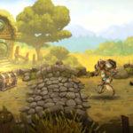 SteamWorld Quest Hand of Gilgamech Screen 6