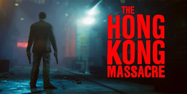 The Hong Kong Massacre Banner
