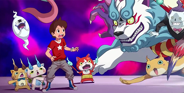 Yo kai Watch 4 Banner