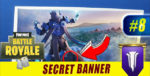Fortnite Season 7 Week 8 Challenges: Battle Star Treasure Map