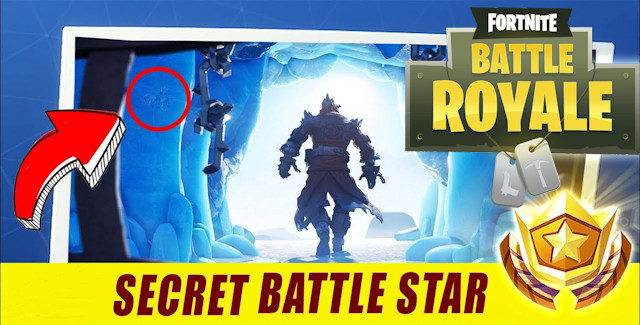 Fortnite Season 7 Week 9 Challenges Battle Star Treasure Map