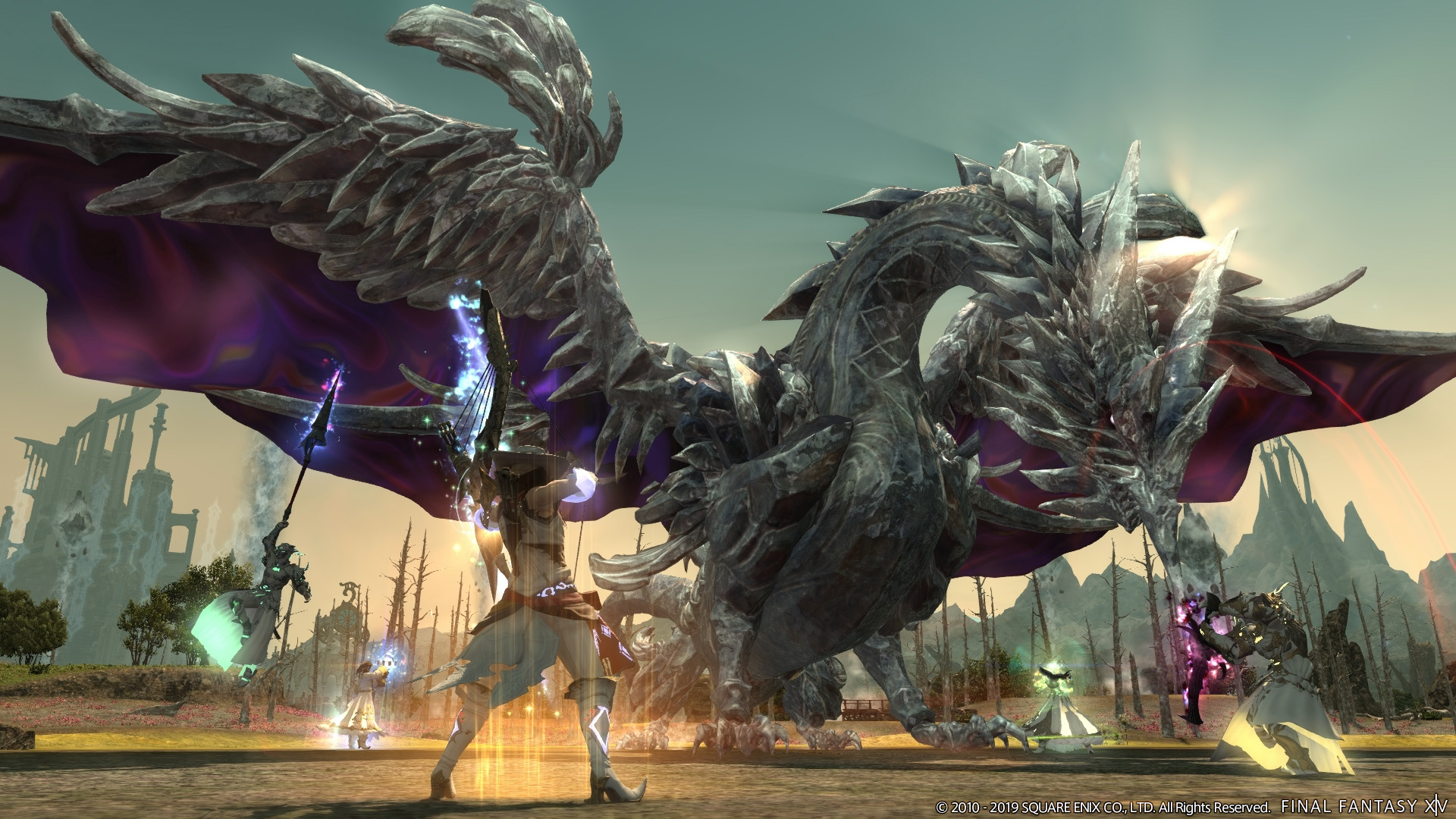 Final Fantasy XIV x Final Fantasy XV Collaboration Screen 8