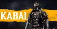 Mortal kombat 11 Kabal Banner