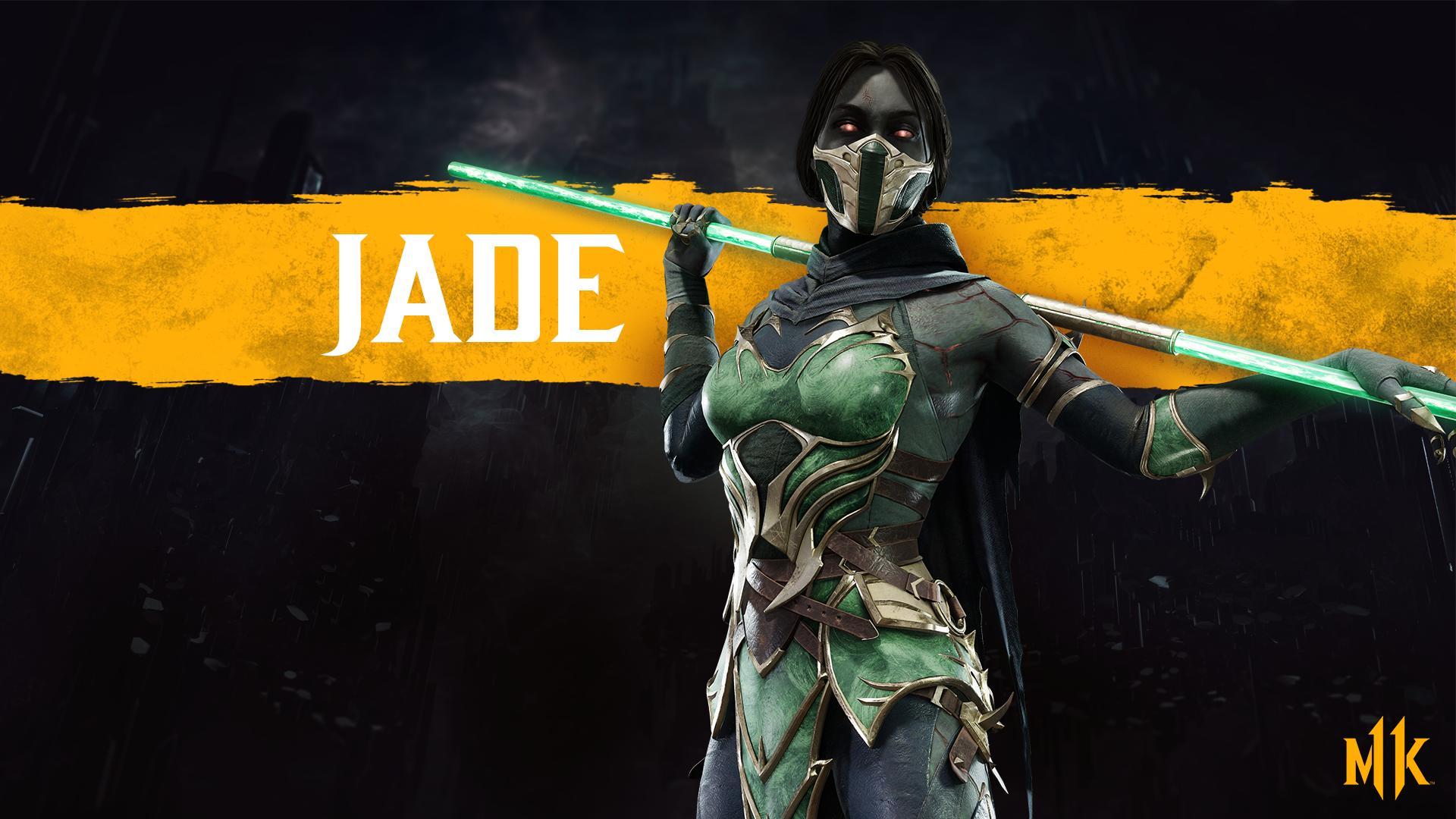 Motal Kombat 11 Jade