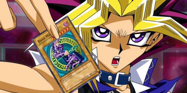 Yu-Gi-Oh! Dark Magician Card