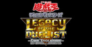 Yu-Gi-Oh! Legacy of the Duelis Link Evolution Logo