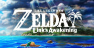 The Legend of Zelda: Link's Awakening Remake logo