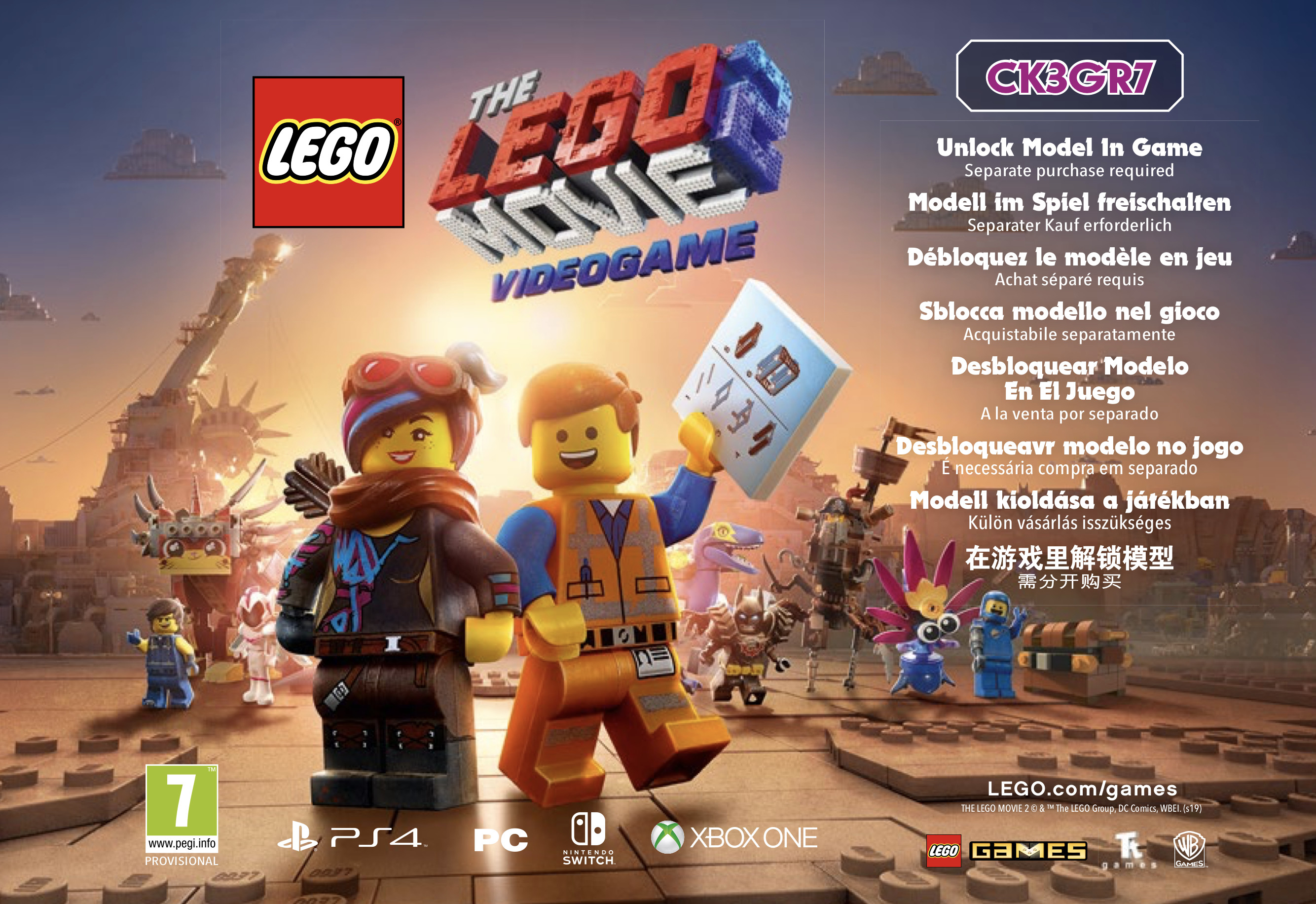 The Lego Movie 2 Videogame Cheats Video Games Blogger