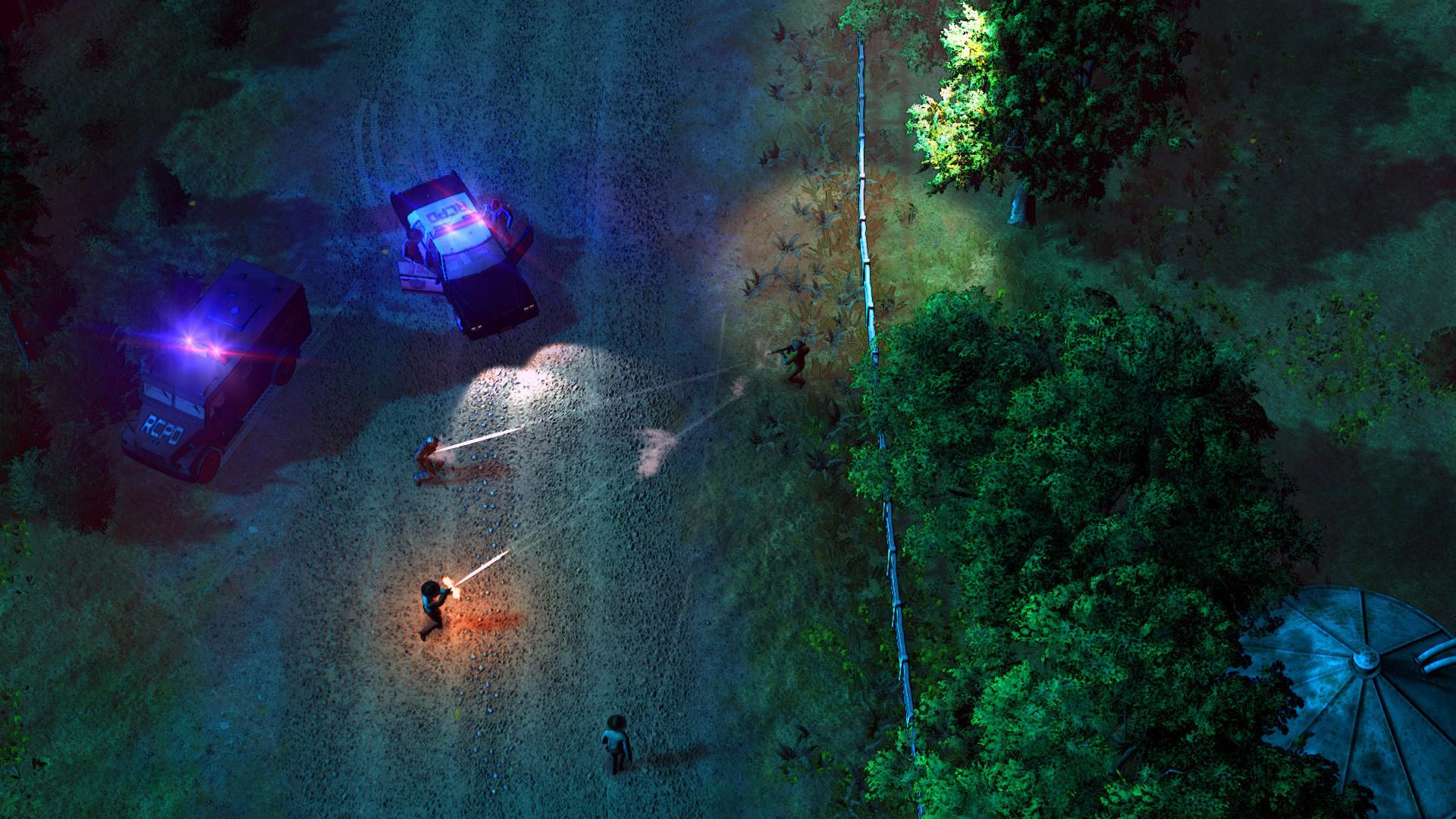 American Fugitive Screen 3