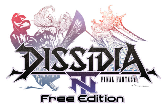 Dissidia Final Fantasy NT Free Edition Logo
