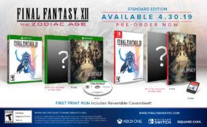 Final Fantasy XII The Zodiac Age Beautiy Shot