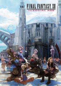 Final Fantasy XII The Zodiac Age New Artwork by Isamu Kamikokuryo