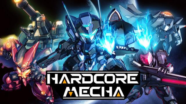 Hardcore Mecha Banner