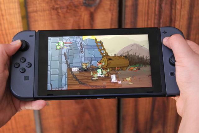 Castle Crashers Remastered Switch