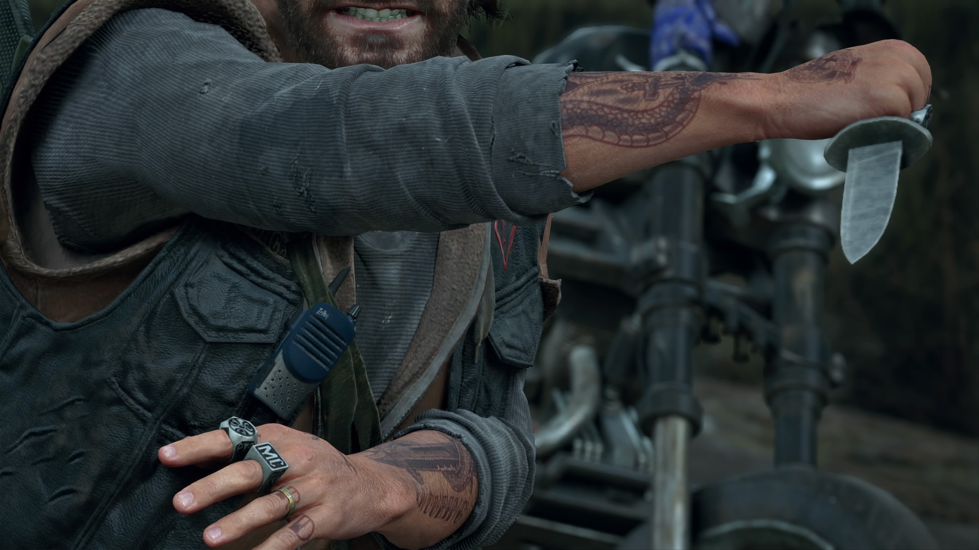 Days Gone Photo Mode Screen 4