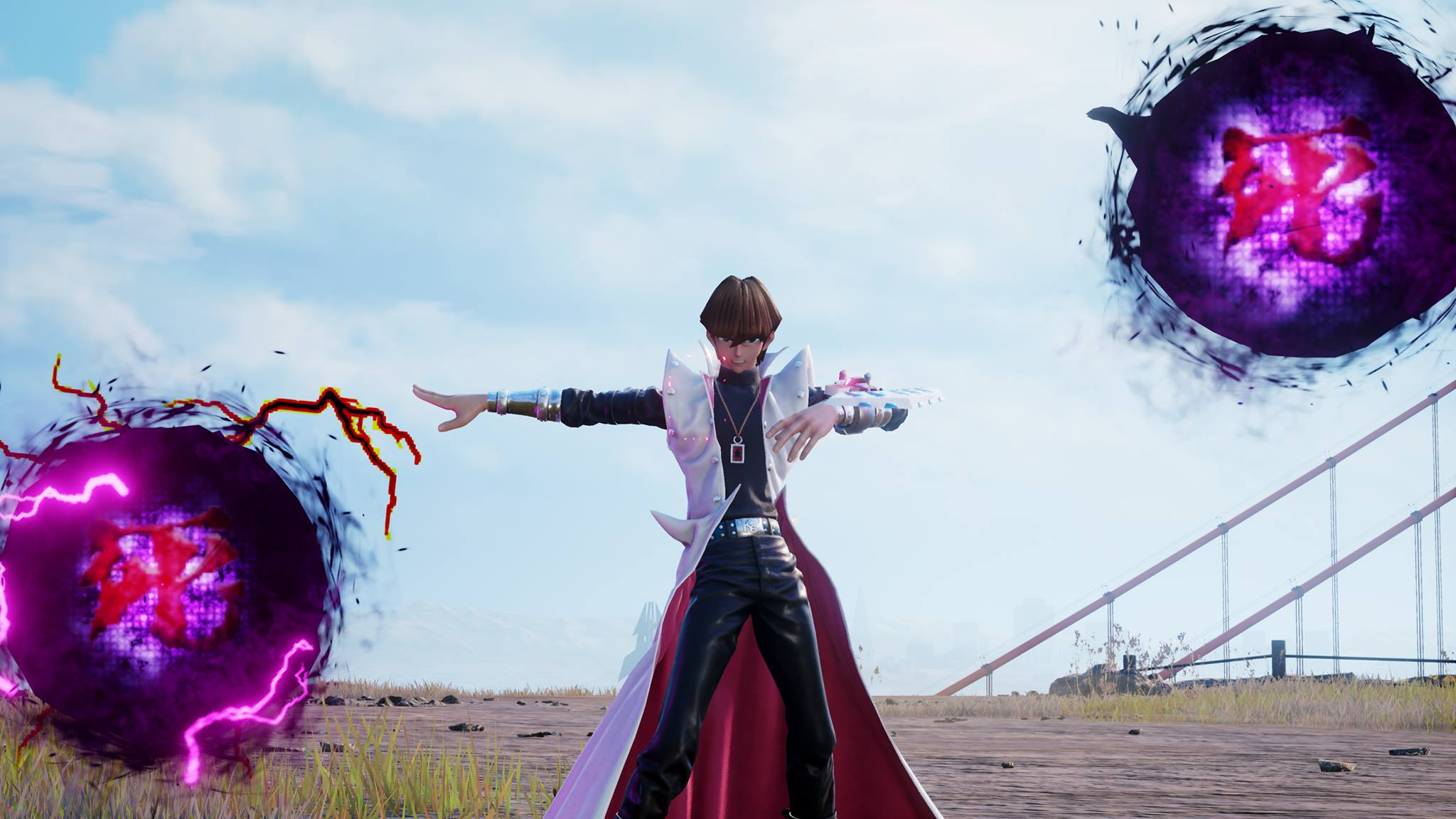 Jump Force Seto Kaiba Screen 6