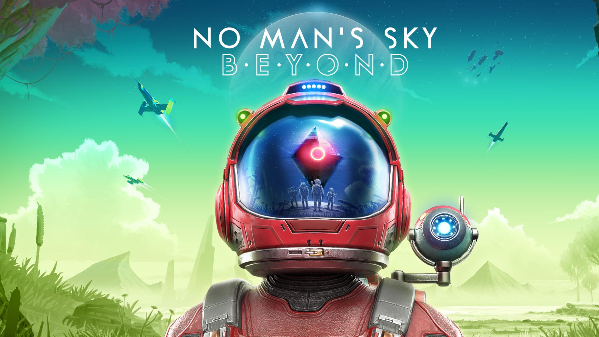 No Mans Sky Beyond Key Visual