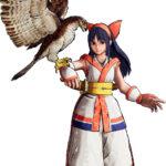 Samurai Shodown Character Render 1