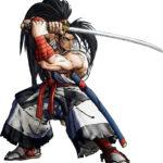 Samurai Shodown Character Render 3