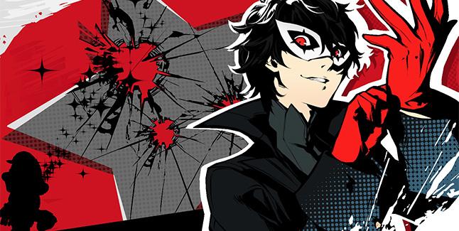 Super Smash Bros Ultimate Joker Banner