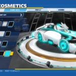 Team Sonic Racing Customization Screen 2