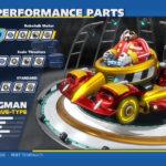 Team Sonic Racing Customization Screen 3