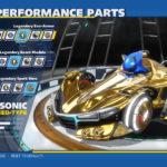 Team Sonic Racing Customization Screen 4