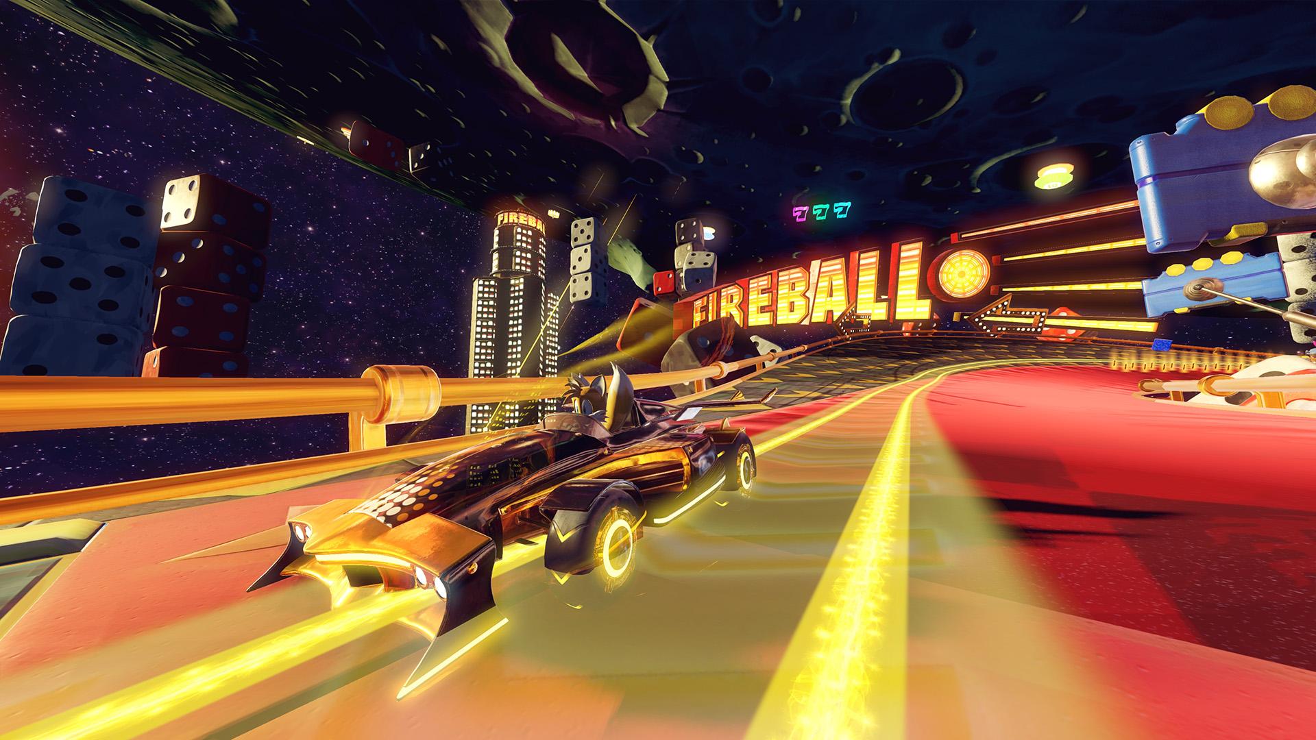 Team Sonic Racing Customization Screen 5