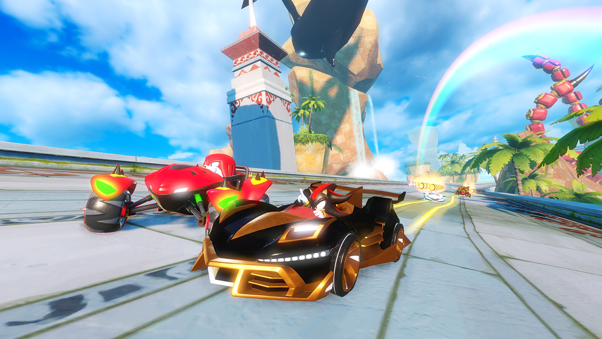 Team Sonic Racing Customization Screen 8