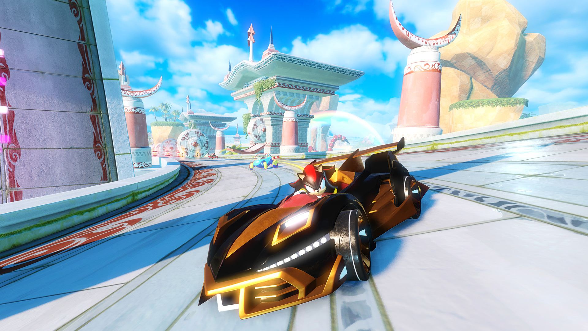 Team Sonic Racing Customization Screen 9