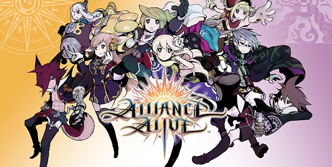 The Alliance Alive HD Remastered Banner