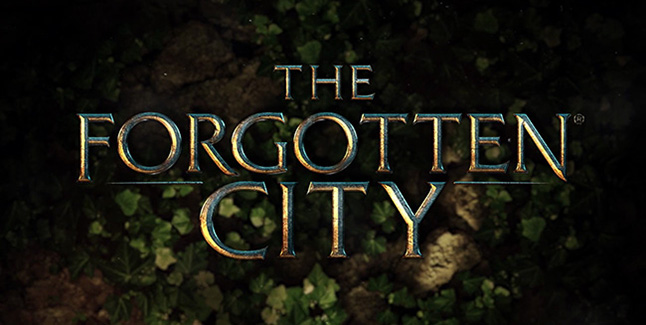 The Forgotten City Logo
