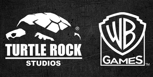 Turtle Rock Studios and Warner Bros Banner