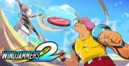 Windjammers 2 Banner