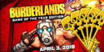 Borderlands: Game of the Year Edition Shift Codes
