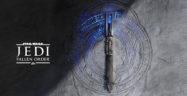 Star Wars Jedi: Fallen Order broken lightsaber artwork