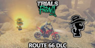 Trials Rising: Route 66 Squirrels Locations Guide