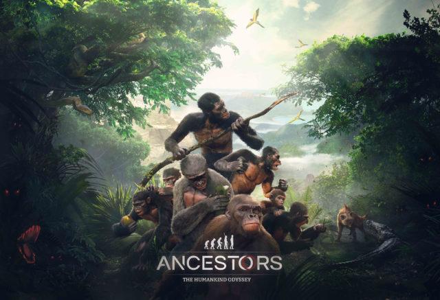 Ancestors The Humankind Odyssey Key Art