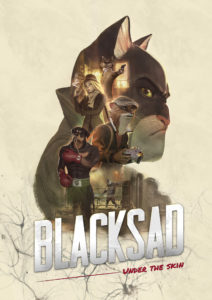 Blacksad UnderThe Skin Key Art 2