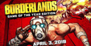 Borderlands Game of the Year Edition Banner