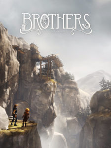 Brothers A Tale of Two Sons Key Visual