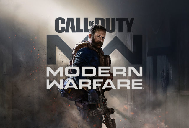 Call of Duty Modern Warfare Key Visual