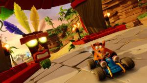 Crash Team Racing Nitro-Fueled Adventure Mode Screen 2