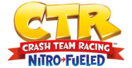 Crash Team Racing Nitro-Fueled Logo