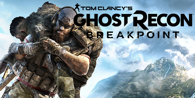Ghost Recon Breakpoint Banner