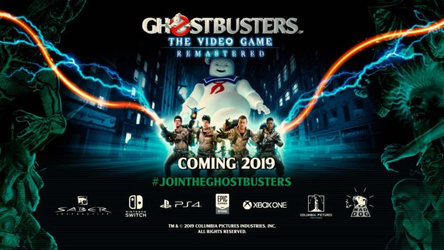 Ghostbusters The Videogame Remastered Banner